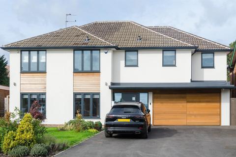 5 bedroom detached house for sale - Knightlow Road, Harborne, Birmingham, B17 8PX