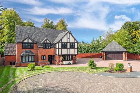 4 bedroom detached house for sale - Shoal Creek, Collingtree Park, Northampton