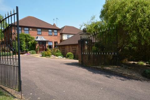 4 bedroom detached house for sale - Colonial Drive, Collingtree Park, Northampton