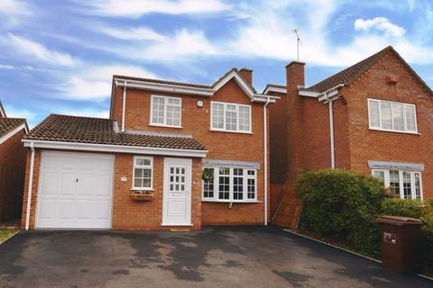 4 bedroom detached house for sale - Rosemoor Drive, East Hunsbury