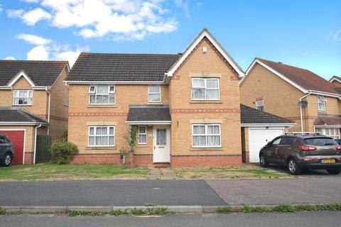 4 bedroom detached house for sale - Hunsbury Meadow , Northampton