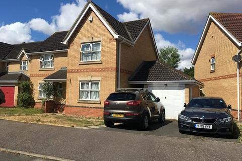 4 bedroom detached house for sale - Riverstone Way, Hunsbury Meadow , Northampton