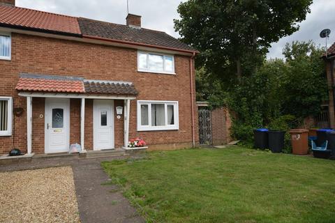 2 bedroom end of terrace house for sale - Glebeland Crescent, Northampton