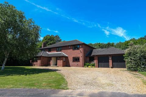 4 bedroom detached house for sale - Patterson Close, Northampton