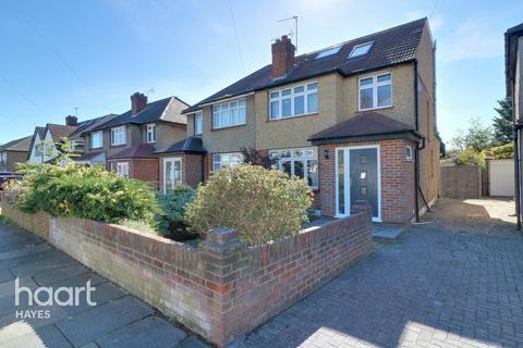 4 bedroom semi-detached house for sale - Lannock Road, Hayes