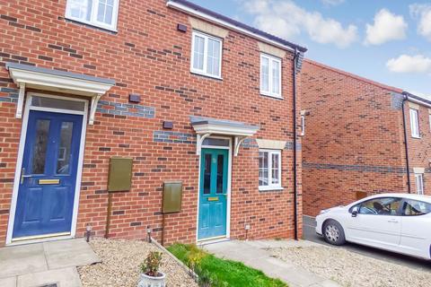 2 bedroom semi-detached house for sale - Redmire Drive, Delves Lane, Consett, Durham, DH8 7EL
