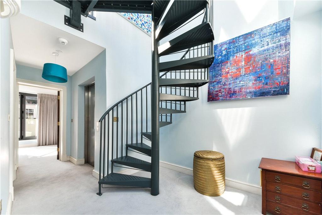 Ec2v: Staircase