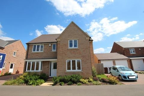 4 bedroom detached house for sale - Woolerton Drive, Rothley, Leicester, LE7