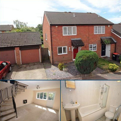 2 bedroom end of terrace house to rent - Conway Close, Houghton Regis