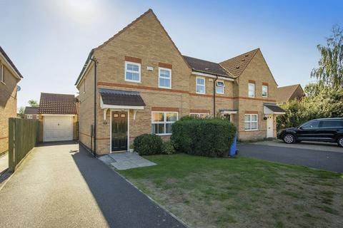 3 bedroom end of terrace house for sale - SKIPNESS CLOSE, CHELLASTON