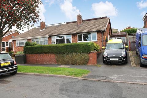 3 bedroom semi-detached bungalow for sale - Caton Crescent, Milton, Stoke-On-Trent