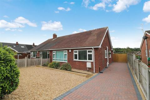 3 bedroom semi-detached bungalow for sale - Werburgh Drive, Trentham, Stoke-On-Trent