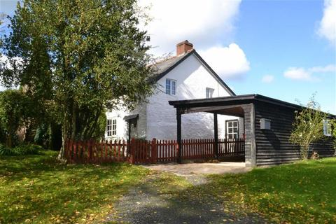 3 bedroom cottage for sale - The Birches, Kerry Road, Newtown, Powys, SY16