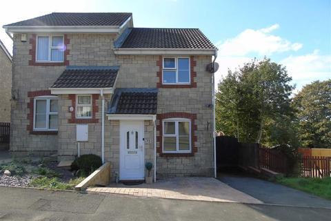 2 bedroom semi-detached house for sale - Heol Waun Wen, Llangyfelach, Swansea