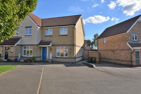 3 bedroom semi-detached house for sale - Clarke Crescent, Kennington, Ashford