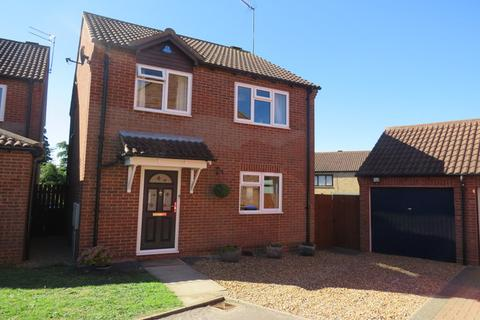 3 bedroom detached house for sale - St. Benedicts Mount, West Hunsbury, Northampton, NN4
