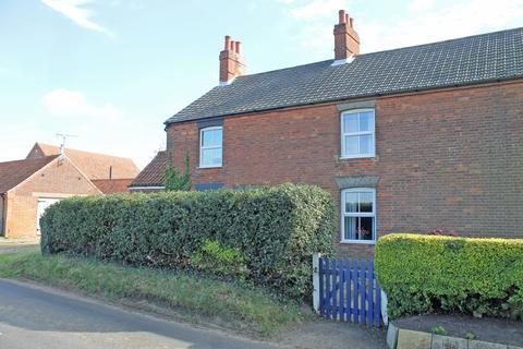 3 bedroom cottage to rent - Belle Vue Cottages, Dereham Road, Briningham NR24