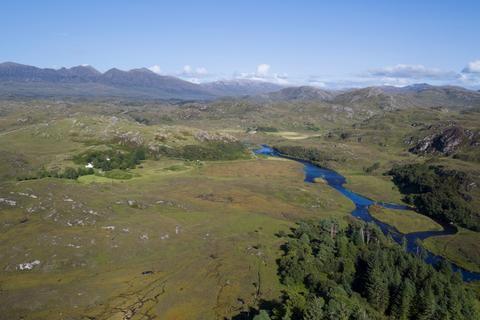 Plot for sale - Brackloch, Lochinver, Assynt IV27