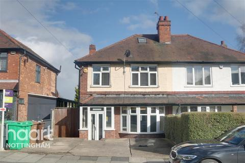 3 bedroom semi-detached house to rent - Trowell Avenue, Wollaton NG8