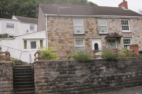 3 bedroom semi-detached house for sale - Heol Gleien , Upper Cwmtwrch, Swansea.