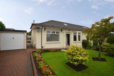 3 bedroom semi-detached bungalow for sale - 33 South Crosshill Road, Bishopbriggs, Glasgow, G64 2NN