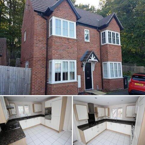 3 bedroom detached house to rent - Stewards Field Drive, Birmingham, West Midlands, B43