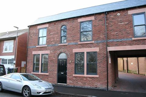 2 bedroom semi-detached house to rent - Markeaton Street, Derby