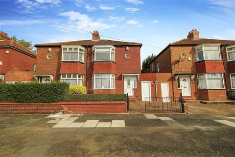 2 bedroom semi-detached house for sale - Clifton Road, Newcastle Upon Tyne, Tyne And Wear