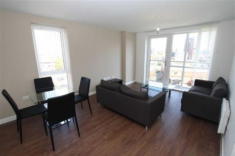 3 bedroom apartment to rent - The Riley Building, Salford