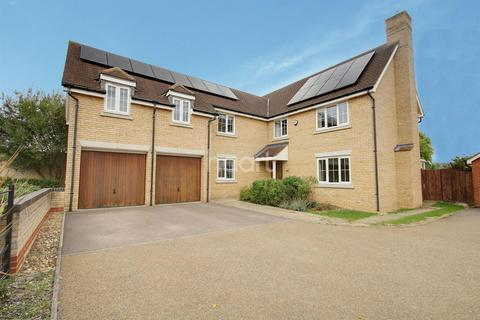6 bedroom detached house for sale - Wether Road, Great Cambourne
