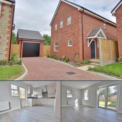 3 bedroom detached house for sale - Bartons Road, Havant