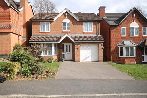 4 bedroom detached house for sale - Allerton Drive, Heathley Park, Leicester, LE3