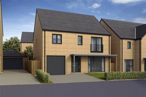 4 bedroom end of terrace house for sale - Manor Wood, Plot 58 - Oak, Old Dalkeith Road, Edmonstone, EH17
