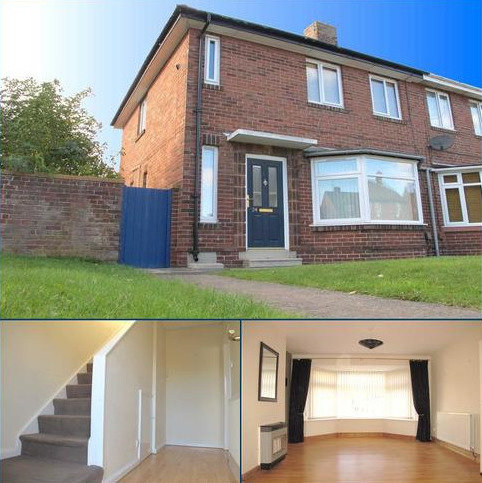 2 bedroom semi-detached house to rent - Elmtree Gardens, Monkseaton