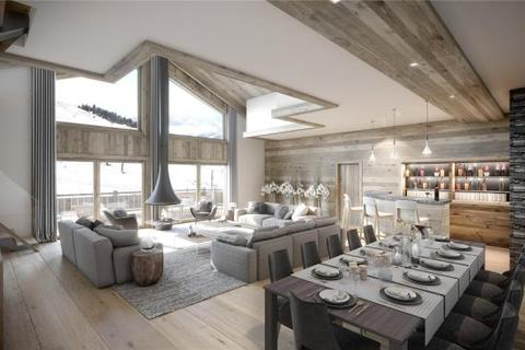 6 bedroom penthouse - Courchevel Moriond, Moriond, French Alps