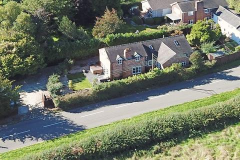 4 bedroom detached house for sale - Yew Tree Lodge, 161 Eccleshall Road, Hook Gate, near Loggerheads