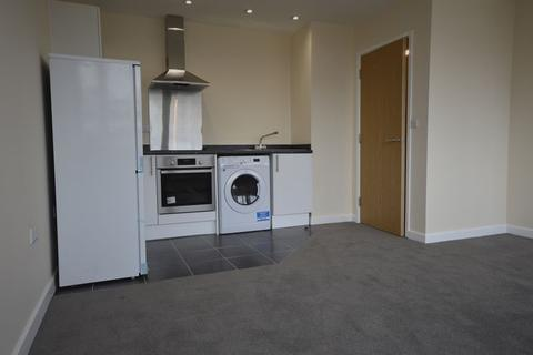 Studio to rent - Burleys Way, LE1 - Studio Apartment