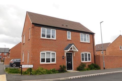 3 bedroom detached house to rent - Chilham Way, Boulton Moor