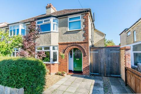 3 bedroom semi-detached house for sale - Hoadly Road, Cambridge