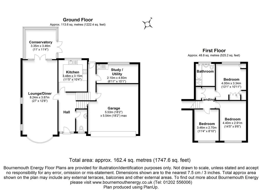 Floorplan: 23, De Redvers Road, POOLE.JPG