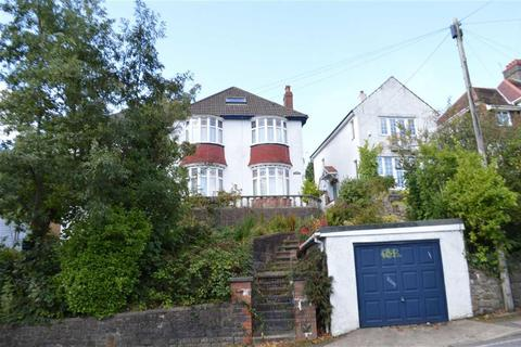 4 bedroom semi-detached house for sale - Parc Wern Rd, Swansea, SA2