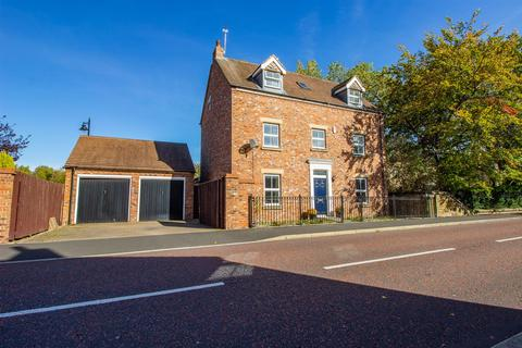 4 bedroom detached house for sale - Barmoor Drive, Newcastle Upon Tyne