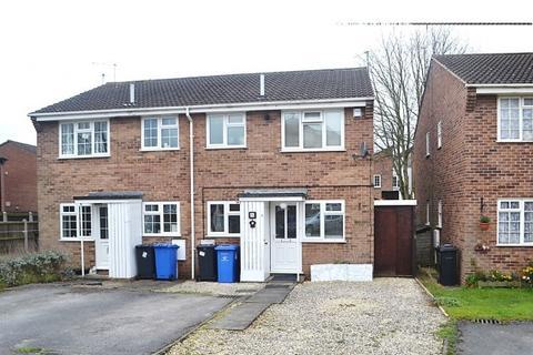 2 bedroom townhouse to rent - Lockington Close,  , Chellaston, DE73