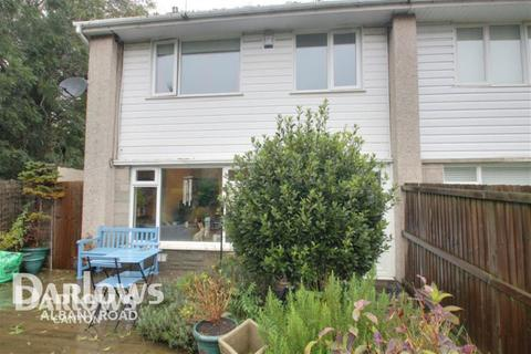 3 bedroom semi-detached house to rent - St Donats Close, Dinas Powys