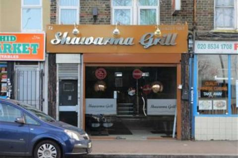 Restaurant for sale - High Road Leyton, Stratford, E15 2BP