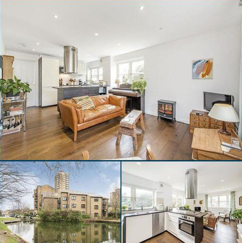 2 bedroom apartment for sale - Hertford Lockhouse, Parnell Road, Bow, E3