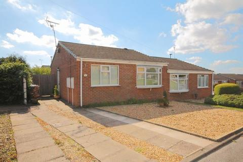 2 bedroom semi-detached bungalow for sale - Middlebeck Close, Chellaston