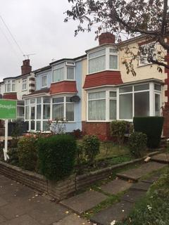 3 bedroom semi-detached house to rent - Stanley Avenue, Harborne, B32 - Three bed semi-detached