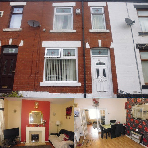 3 bedroom terraced house to rent - Industry Road, Rochdale, OL12