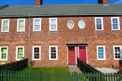 3 bedroom terraced house to rent - Model Village, Cresswell road, Worksop